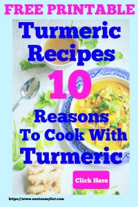 Turmeric Recipes for Cooking