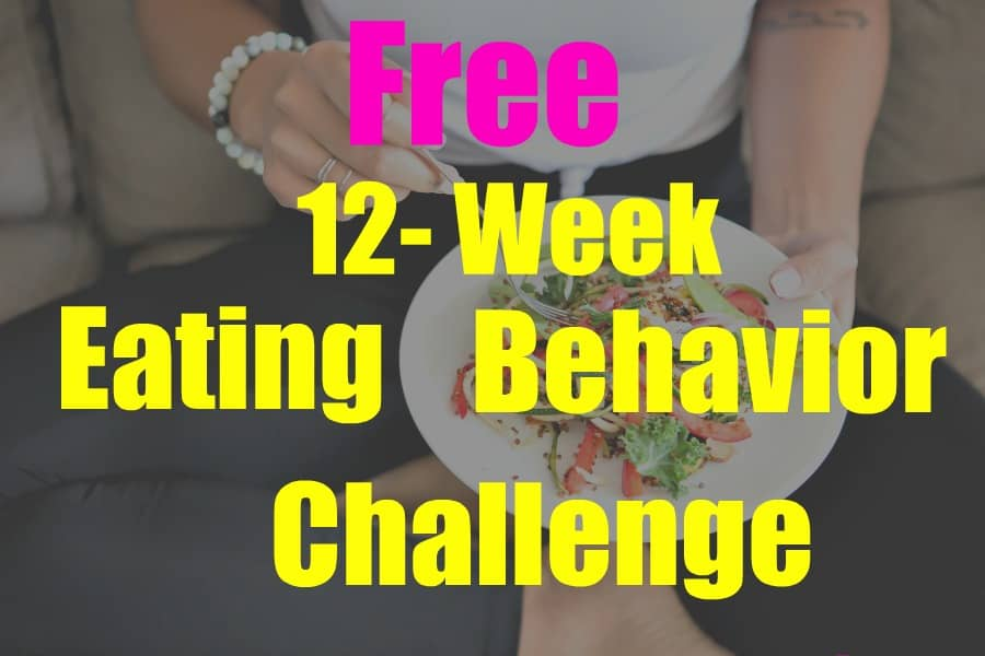 Eating Behavior Challenge