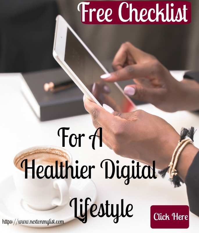 live digitally Healthy