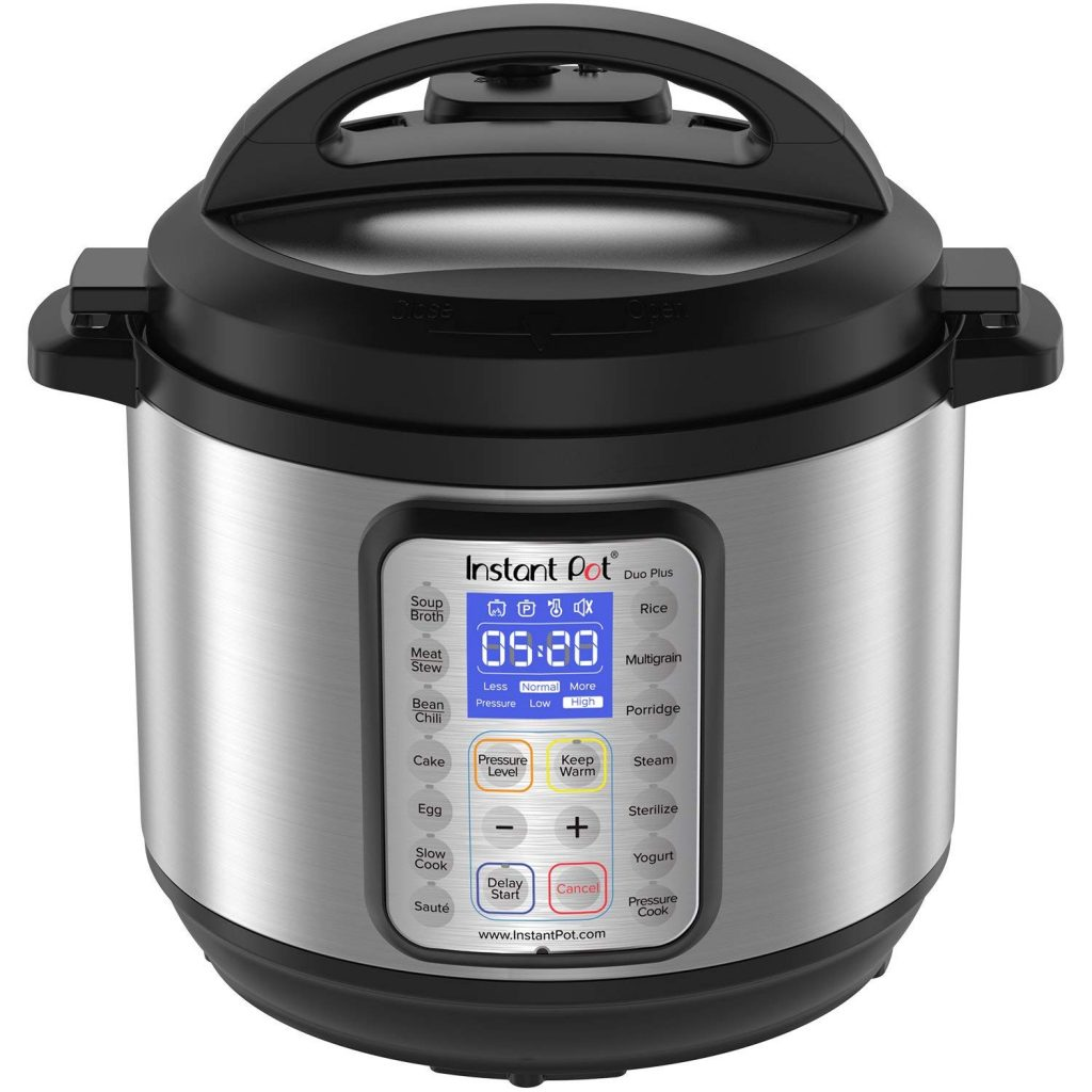Instant Pot Duo fast cooking and a Smart Appliance