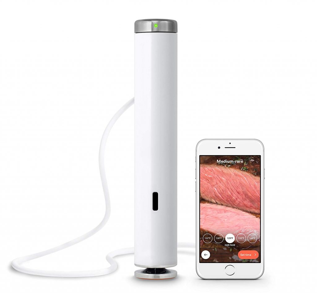 Sous Vide Immersion Circulator changes cooking and eating to be more efficient