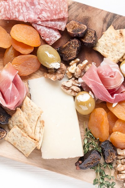charcuterie board for party
