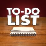 To-Do List to Organize