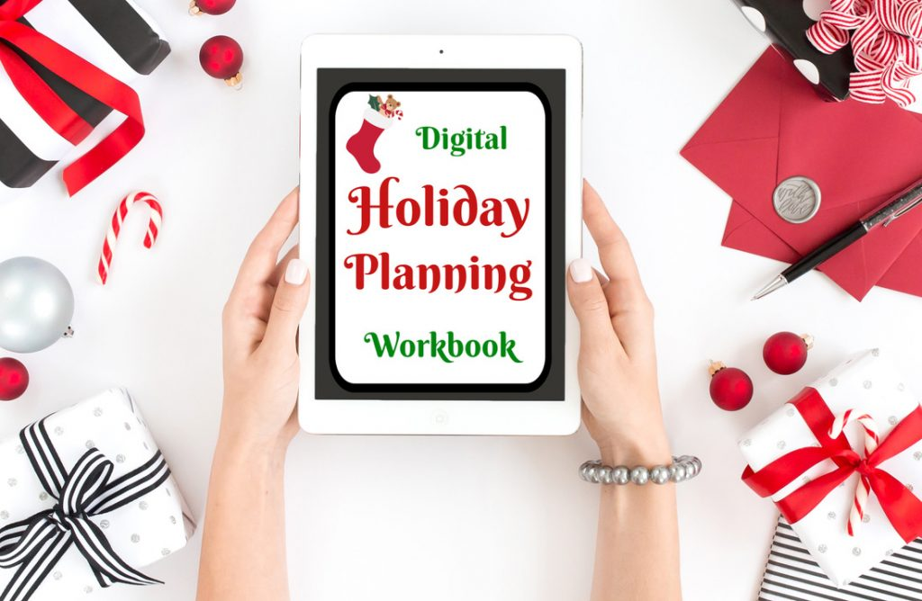 Holiday Planning Workbook