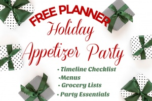 Holiday Appetizer Party