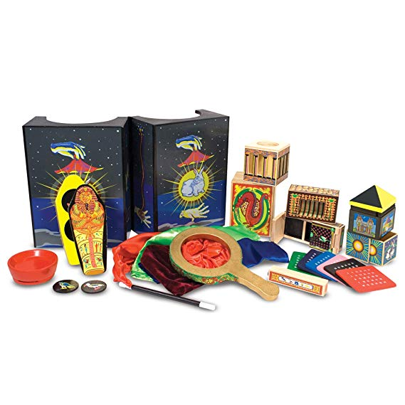 Melissa & Doug Deluxe Magic Set. Great Gift for Girls and Boys -
