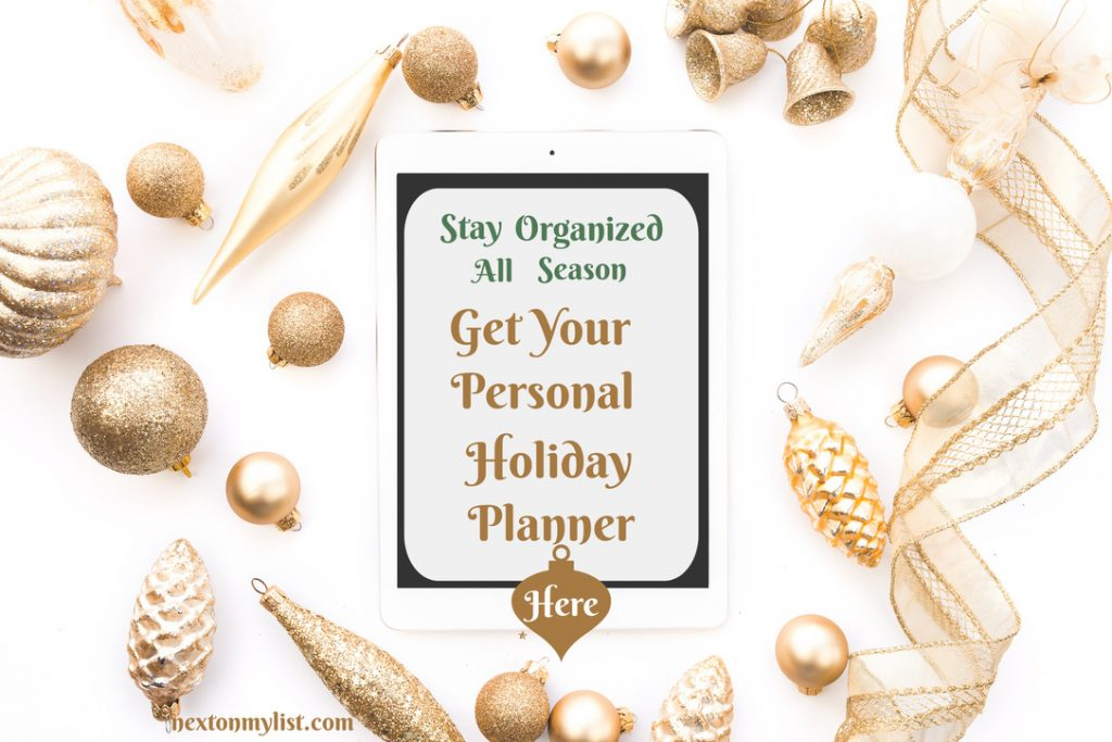 personal holiday planner