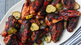 Best Pickleback Chicken Wings - How to Make Pickleback Chicken Wings