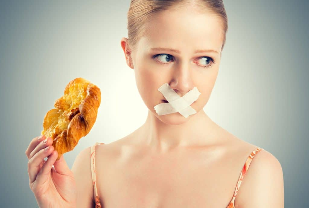 dieting and forbidden foods